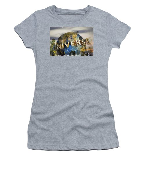 It's A Universal Kind Of Day Women's T-Shirt