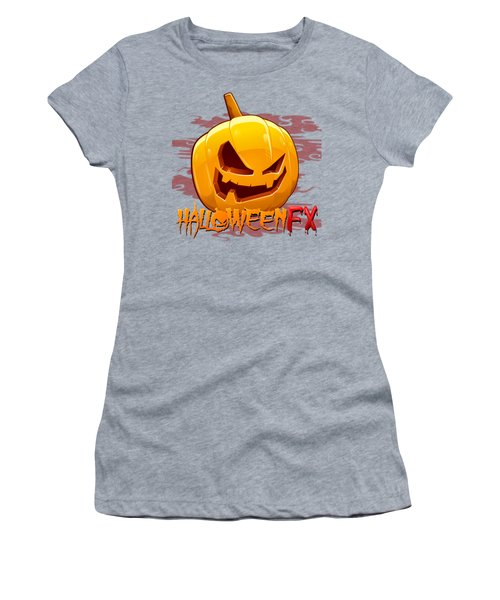 Jack O Lanterns Women's T-Shirt (Athletic Fit)