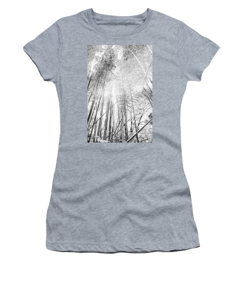 Women's T-Shirt (Junior Cut) featuring the photograph Japan Landscapes by Hayato Matsumoto