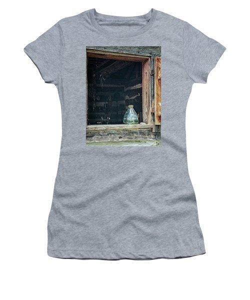 Jar In Window Women's T-Shirt