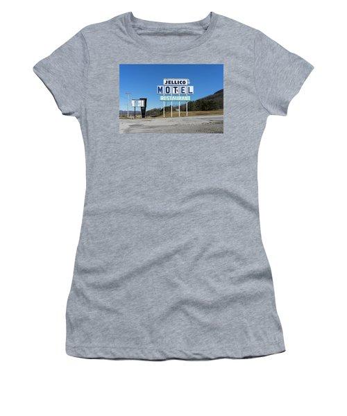 Jellico Motel Women's T-Shirt