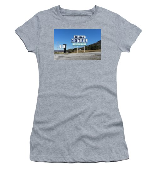 Jellico Motel Women's T-Shirt (Athletic Fit)