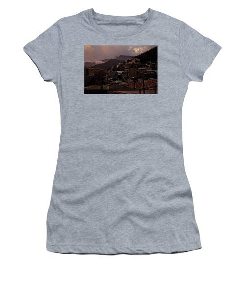 Jerome On The Edge Of Sunrise Women's T-Shirt (Athletic Fit)