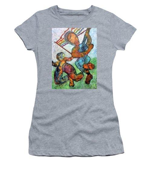 Jump For Joy Women's T-Shirt