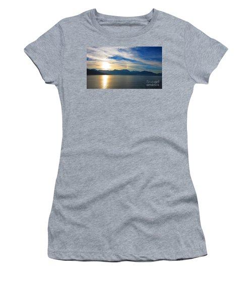 Juneau, Alaska Women's T-Shirt (Athletic Fit)