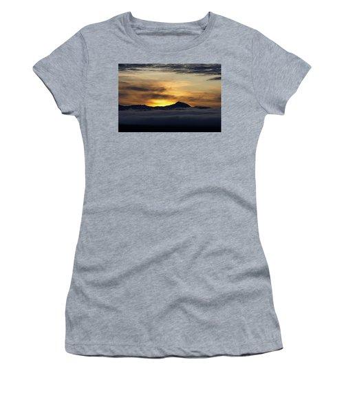 Juneau Morning Women's T-Shirt (Athletic Fit)