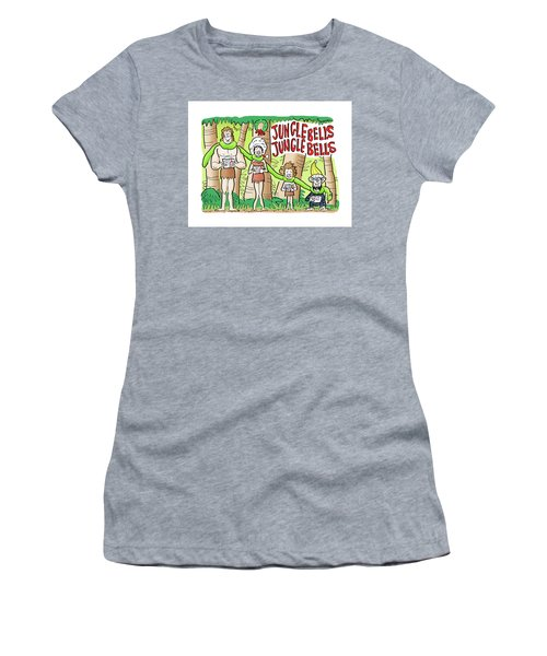 Jungle Bells Women's T-Shirt