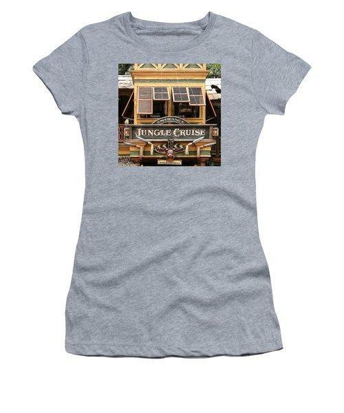 Jungle Cruise - Disneyland Women's T-Shirt