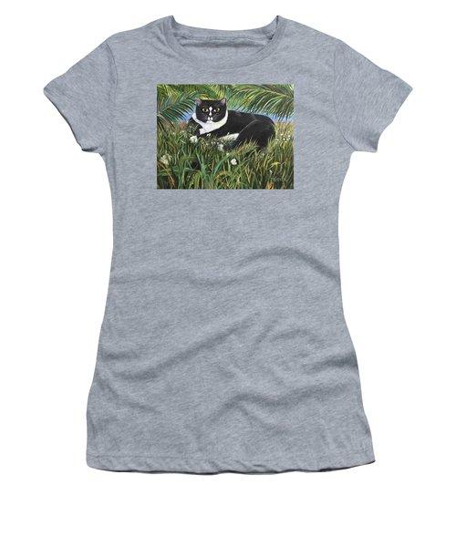 Jungle Kitty Women's T-Shirt