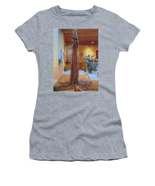 Jungle Spirit Women's T-Shirt (Athletic Fit)