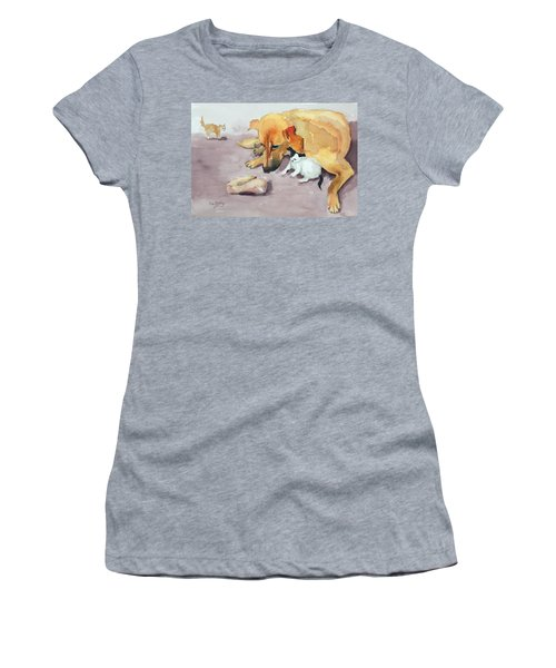 Junior And Amira Women's T-Shirt