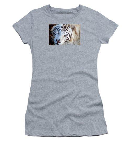 Just Call Me Gorgeous Women's T-Shirt (Junior Cut) by Fiona Kennard