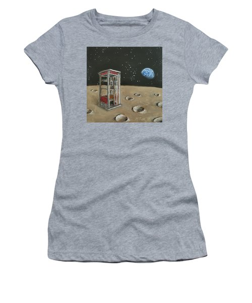Just In Case  Women's T-Shirt (Athletic Fit)