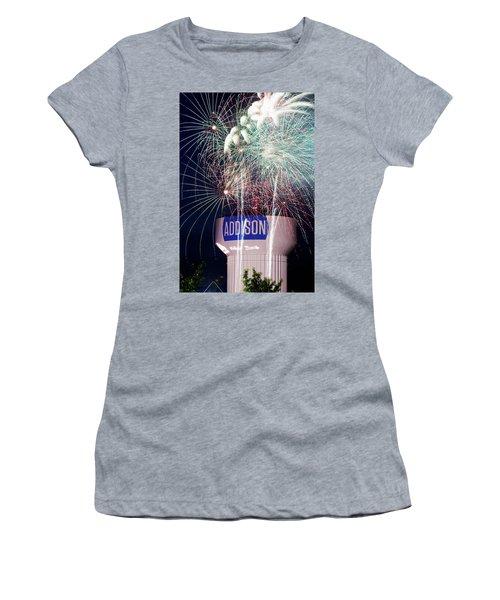 Kaboom Town 72316 Women's T-Shirt