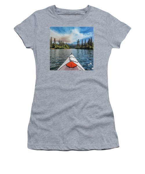 Kayak Views Women's T-Shirt