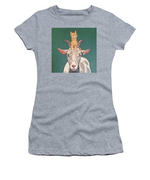 Keira The Kitten Women's T-Shirt