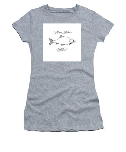 Kenai Sockeye Alaska Women's T-Shirt