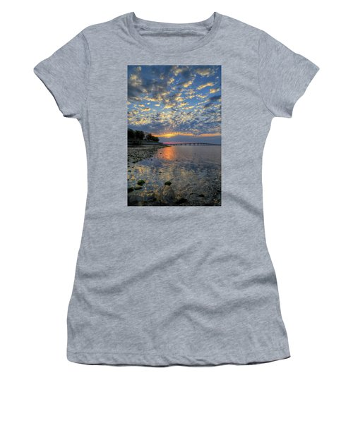 Kennedy Park Sunrise Women's T-Shirt (Athletic Fit)