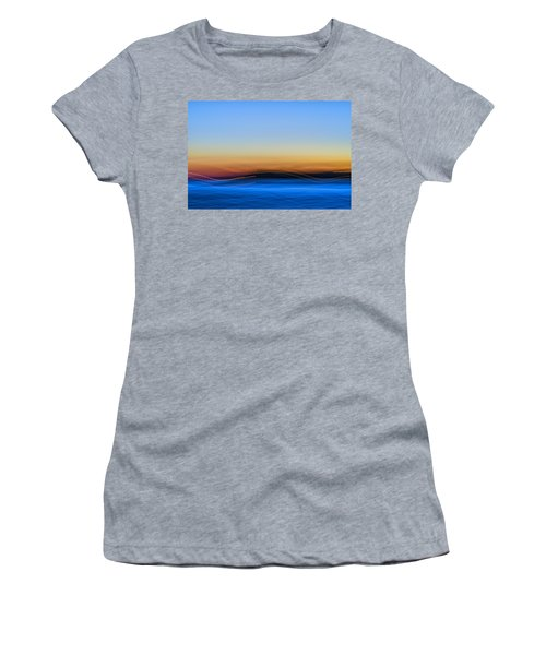 Key West Abstract Women's T-Shirt