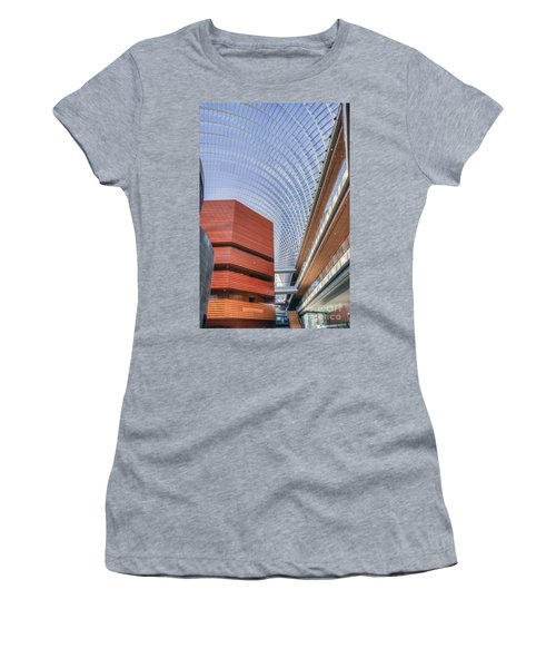 Kimmel Center For The Performing Arts Women's T-Shirt (Athletic Fit)