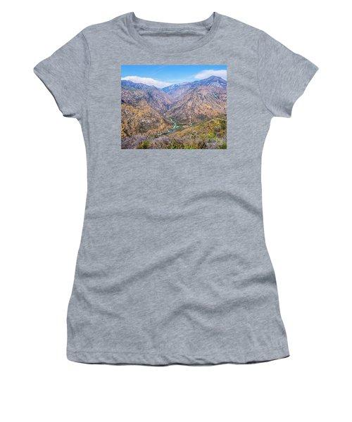 King's Canyon  Women's T-Shirt