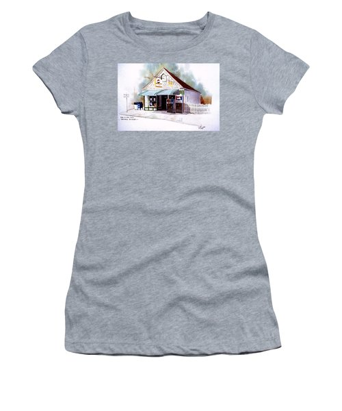 King's Ice Cream Women's T-Shirt (Athletic Fit)