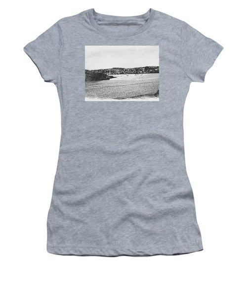 Women's T-Shirt featuring the photograph Kinsale Harbour by JLowPhotos