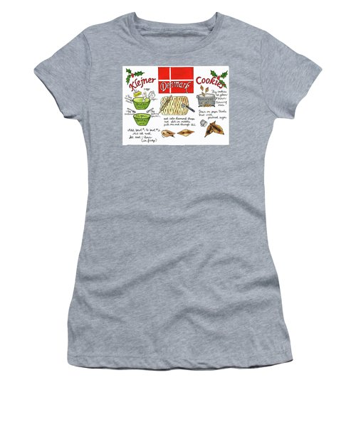 Klejner Cookies Women's T-Shirt (Athletic Fit)