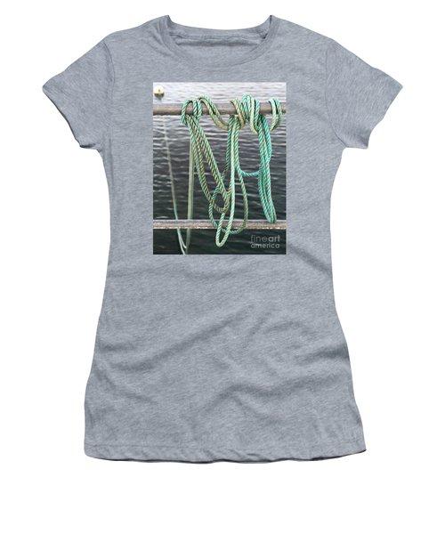 Knot Of My Warf II Women's T-Shirt (Junior Cut) by Stephen Mitchell