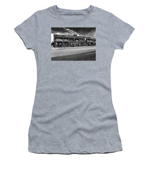 Knuckle Saloon Sturgis Women's T-Shirt (Athletic Fit)