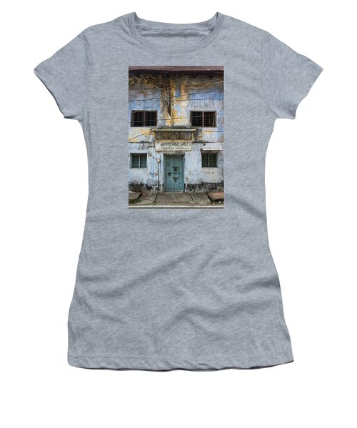 Women's T-Shirt (Junior Cut) featuring the photograph Kochi Spices by Marion Galt