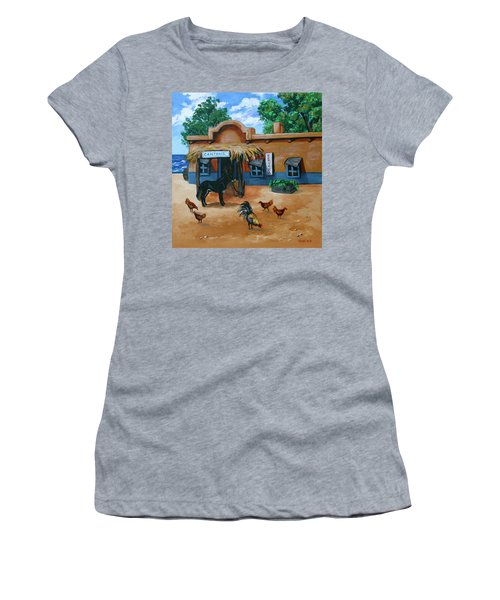 La Cantina Women's T-Shirt (Athletic Fit)