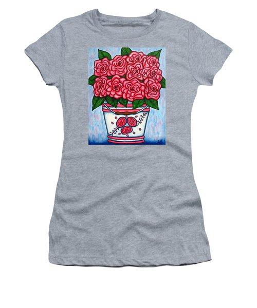 La Vie En Rose Women's T-Shirt