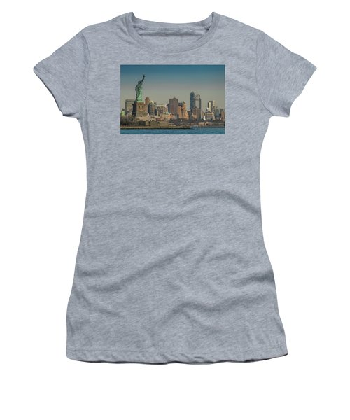 Lady Liberty Women's T-Shirt