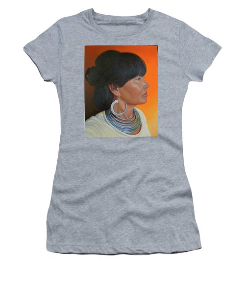 Lady Of Sapa Women's T-Shirt (Athletic Fit)