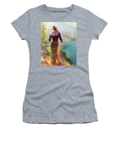Lady Of The Lake Women's T-Shirt
