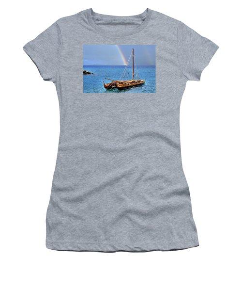 Lahaina Harbor Women's T-Shirt
