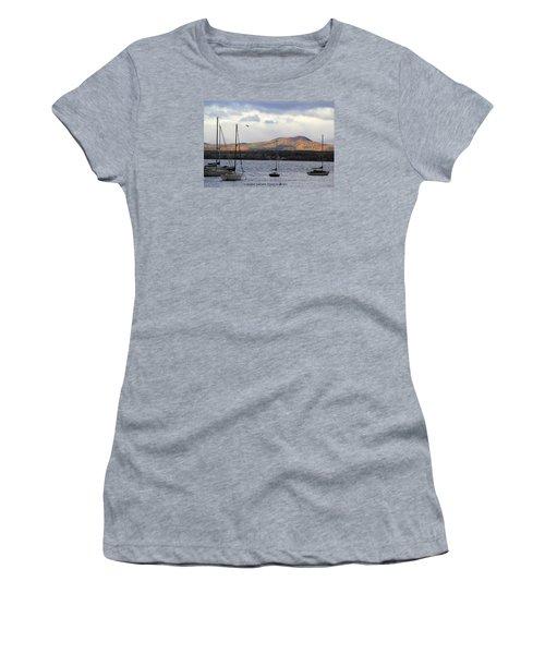 Lake Champlain Women's T-Shirt (Junior Cut)