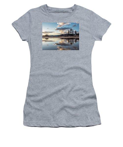 Lake Tahoe Mirror Women's T-Shirt