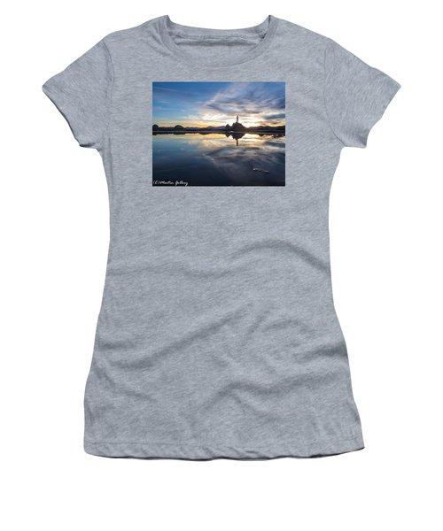 Lake Tahoe Sunset Women's T-Shirt