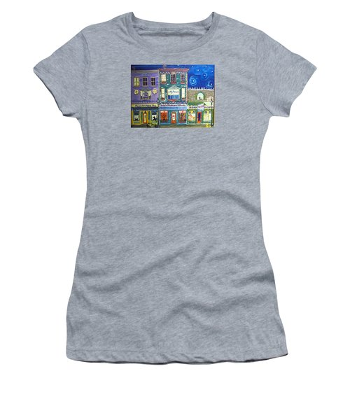 Lamothe Street Women's T-Shirt (Athletic Fit)