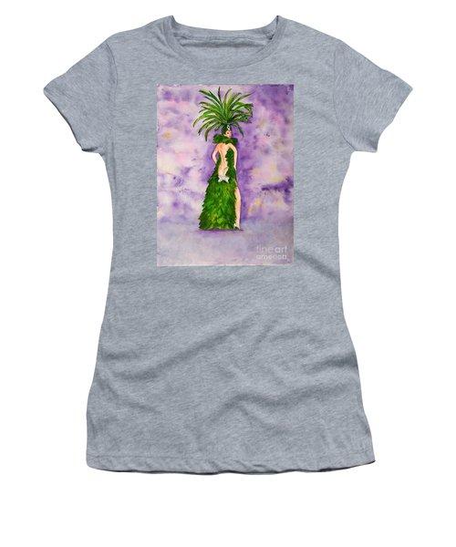 Las Vegas Show Girl Women's T-Shirt (Athletic Fit)