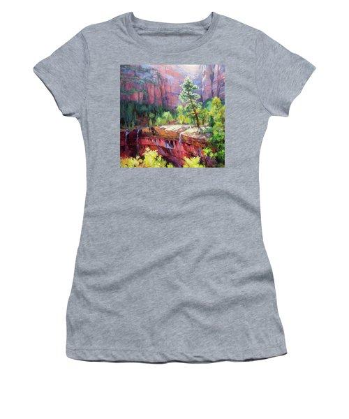 Last Light In Zion Women's T-Shirt