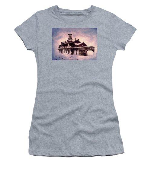 Last Stop Blues... Women's T-Shirt