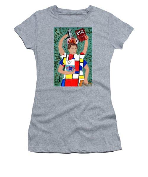 Laundry Goddess  Women's T-Shirt