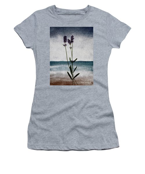 Lavender Ocean Breath Women's T-Shirt