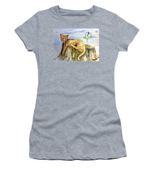 Lazy Evening Women's T-Shirt