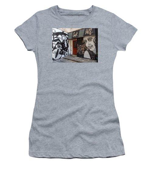 Le Coeur De Paris Women's T-Shirt
