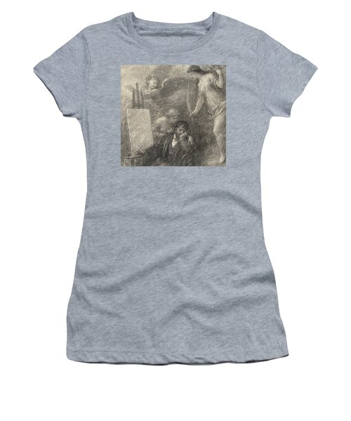 Le Decouragement De L'artiste Women's T-Shirt