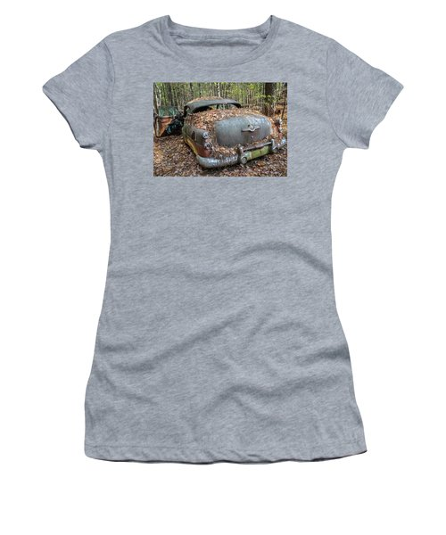 Left Behind Women's T-Shirt (Junior Cut)